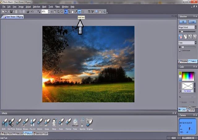 تحميل برنامج تركيب تعديل الصور عربى