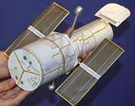 Astronomia Construa sua maquete do Hubble