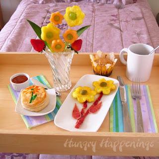 Regalos para Mamá, Desayunos