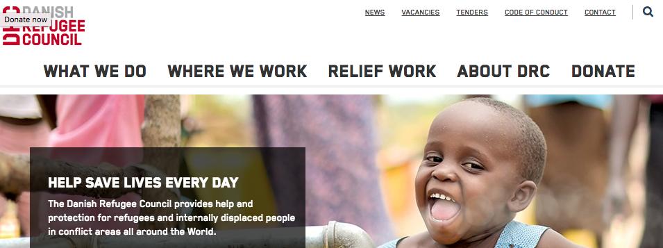 Danish Refugee Council Recruitment Portal