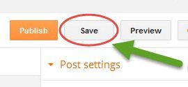 "Klik tombol ""Save"""