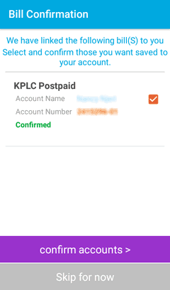 kplc account