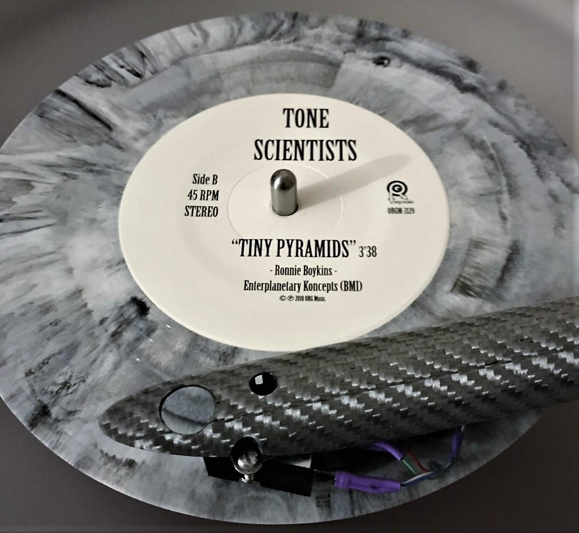 The Vinyl Anachronist: Tone Scientists'