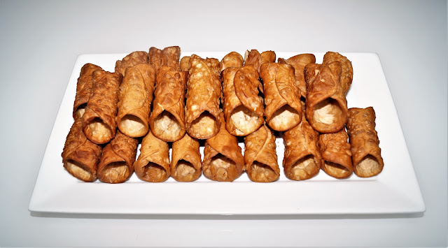 cannoli shells recipe
