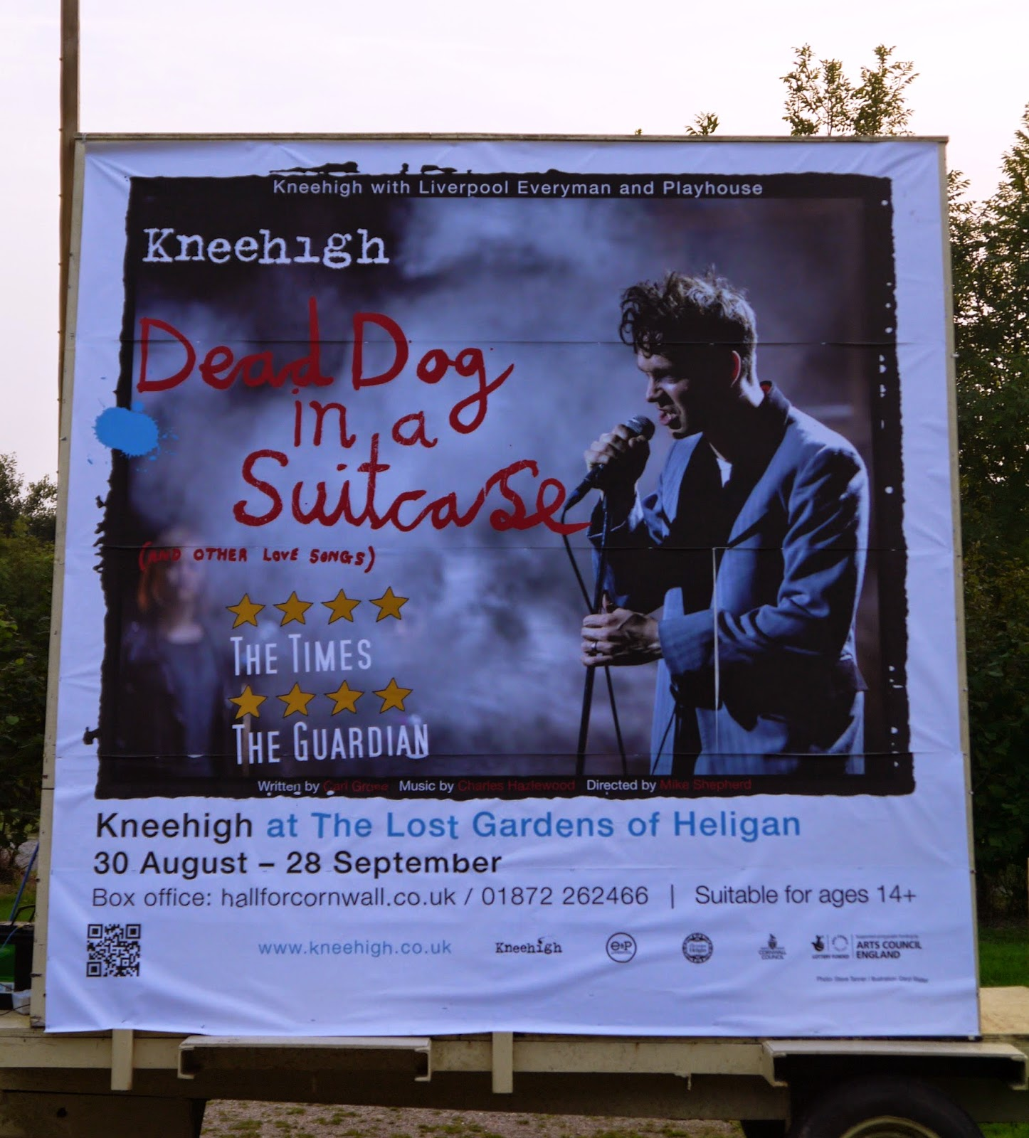 Kneehigh Asylum Billboard