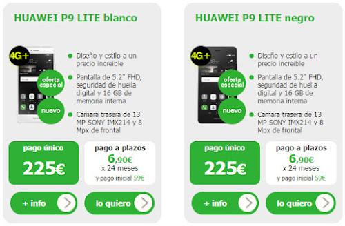 Huawei P9 Lite. Pros y contras.