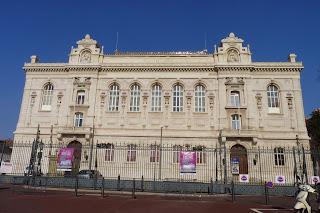 Palacio de las Artes, Marsella.