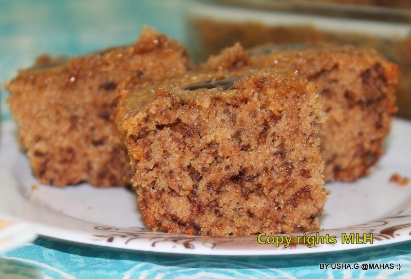 Butter Flavored Snack Cake