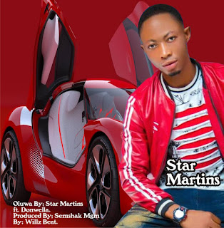 Music: Star Martins - Oluwa