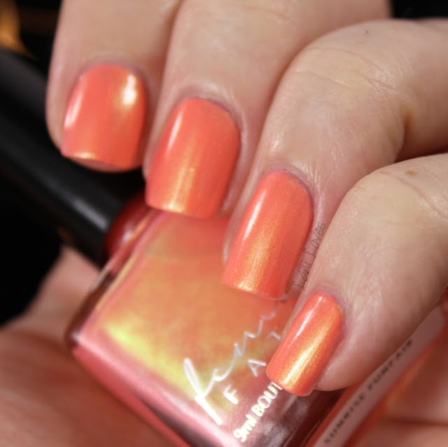 Femme Fatale Sunrise Funfair Nail Polish Swatches & Review