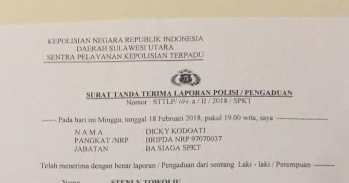 Mengaku Akbp Oknum Humas Pt Msm Dipolisikan