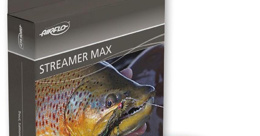 AIRFLO Kelly Galloup Streamer Max Shovel Head Fly Line