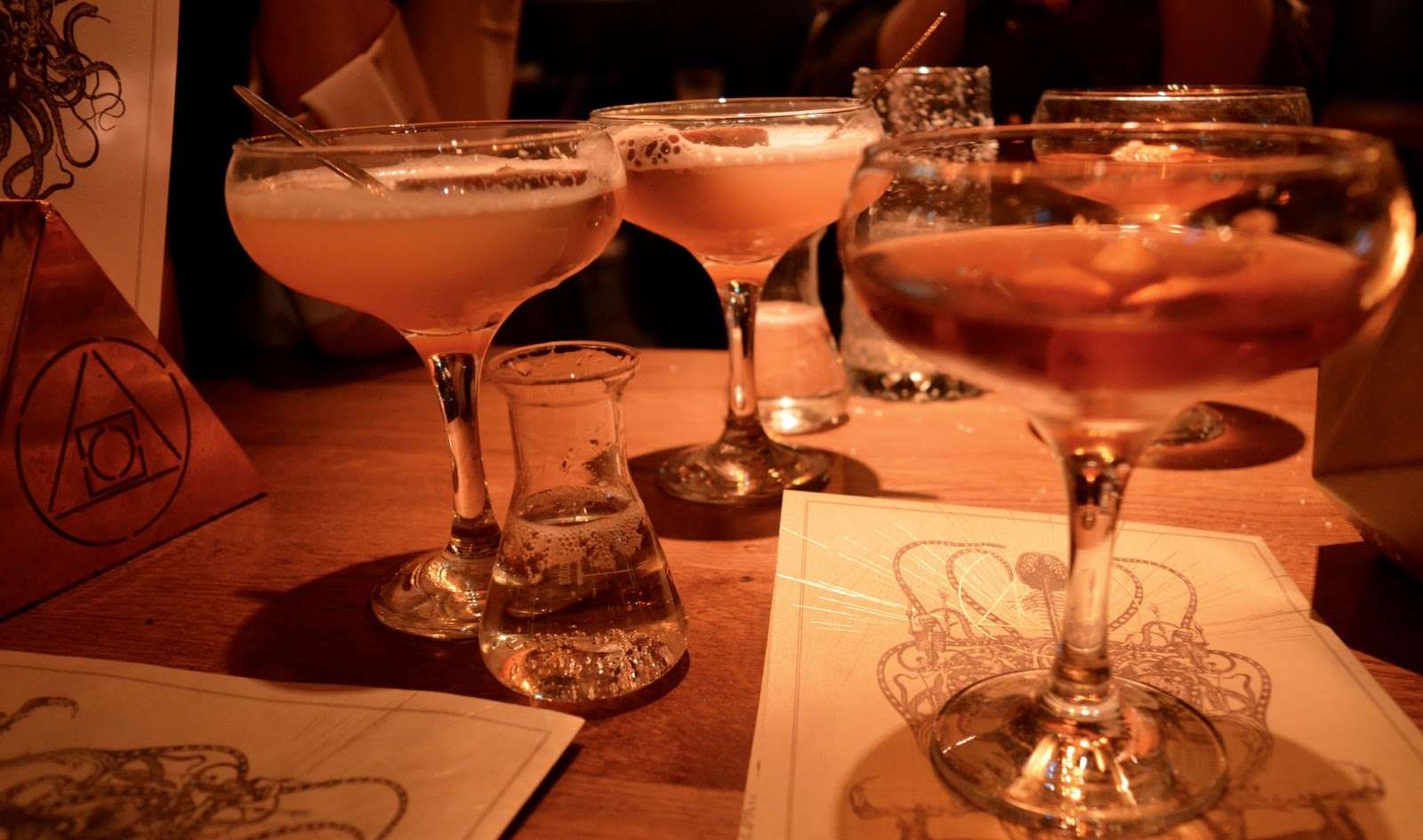 The Alchemist | Newcastle Upon Tyne - pornstar martini cocktail