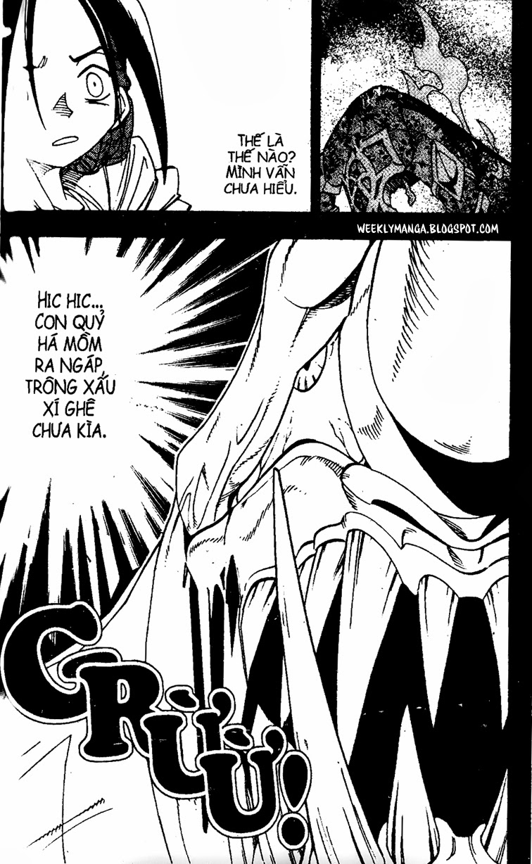 Shaman King [Vua pháp thuật] chap 168 trang 3