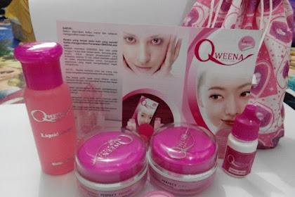 Cream Qweena Skin Care Pemutih Wajah