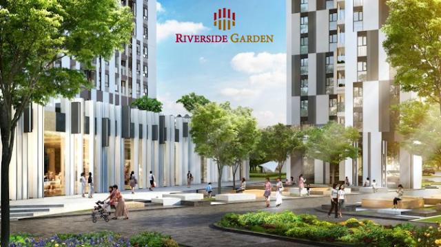 Khuôn viên xanh dự án 349 Vũ Tông Phan