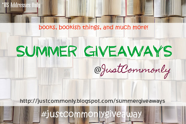 Just Commonly Summer Giveaways thru 8/31