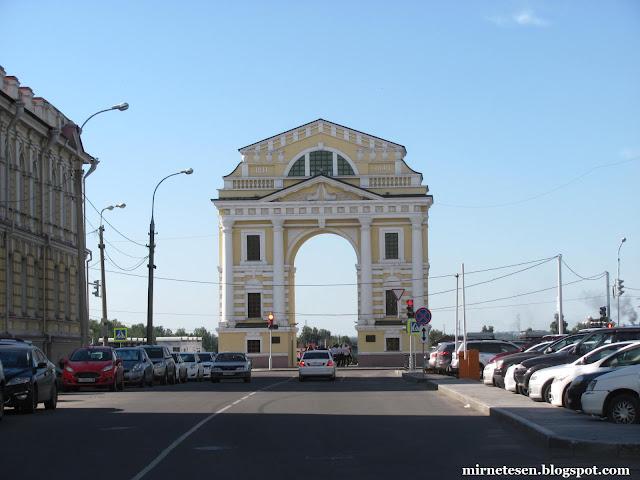 Иркутск - Московские ворота