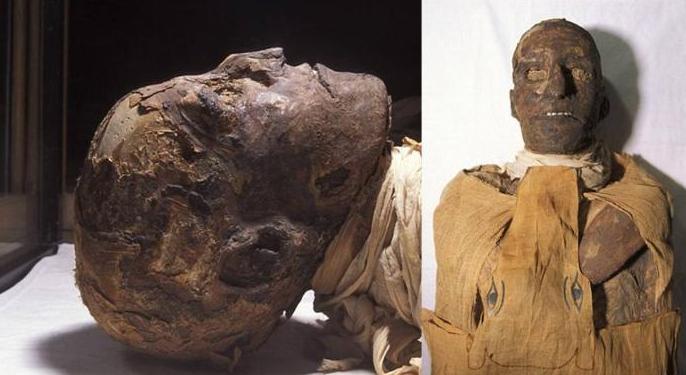 ASLI! Akhirnya Terungkap Penyebab Kematian Firaun Sebenarnya