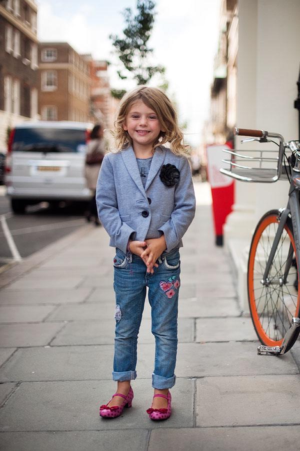 Vanessa Jackman: Junior Street Style....London, New York ...