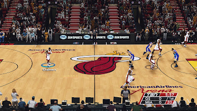 NBA 2K14 Custom Palette for ENB Mods