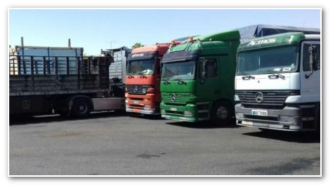 تسجيل صوتي يستهدف أصحاب الشاحنات بأكادير، يثير ضجة كبيرة، و النقابات تراسل والي الجهة