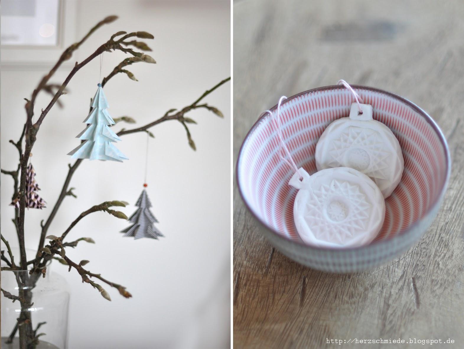herzschmiede weihnachtsgru und keramikanh nger diy. Black Bedroom Furniture Sets. Home Design Ideas