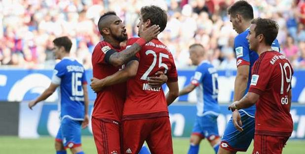 Bayern Munich vs Bayer Leverkusen 3-1 All Goals & Highlights Video