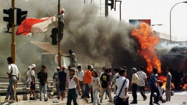 Mantan Kasum TNI: Dalang Kerusuhan 1998 Belum Tertangkap Karena Ada Di Dalam Kekuasaan