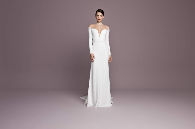 K'Mich Weddings - wedding planning - white wedding dress - sunset collection - Daalarna Couture