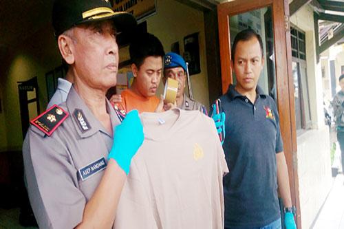 Oknum Polisi Ditangkap, Padahal Begal Sadis