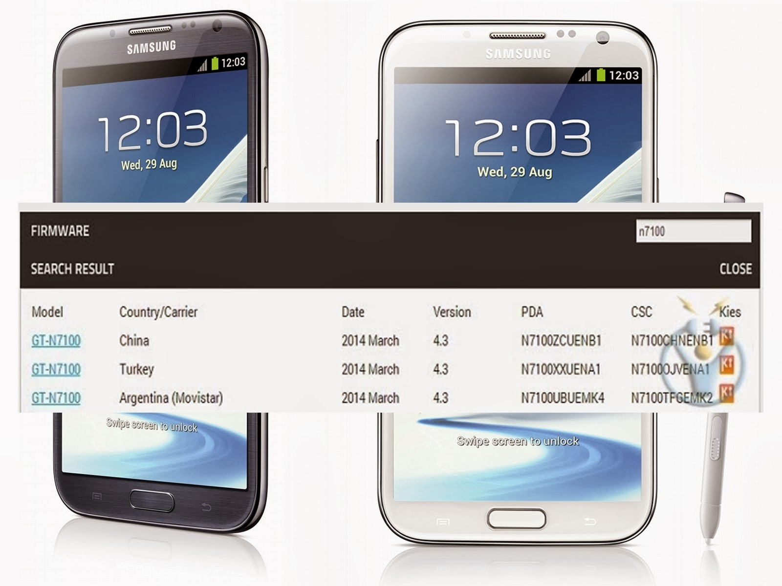galaxy note 2 android 4.3 güncellemesi