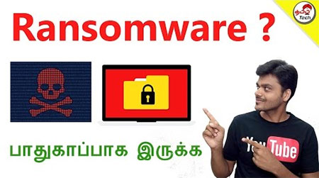 Ransomware Explained – Step to be Safe ?