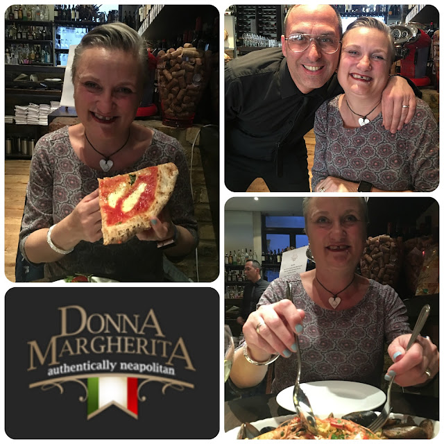food blogger madmumof7 reviews Donna Margherita London