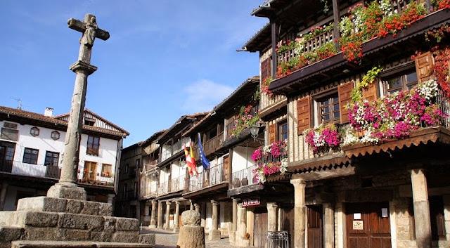 Pueblos bonitos de Castilla y León