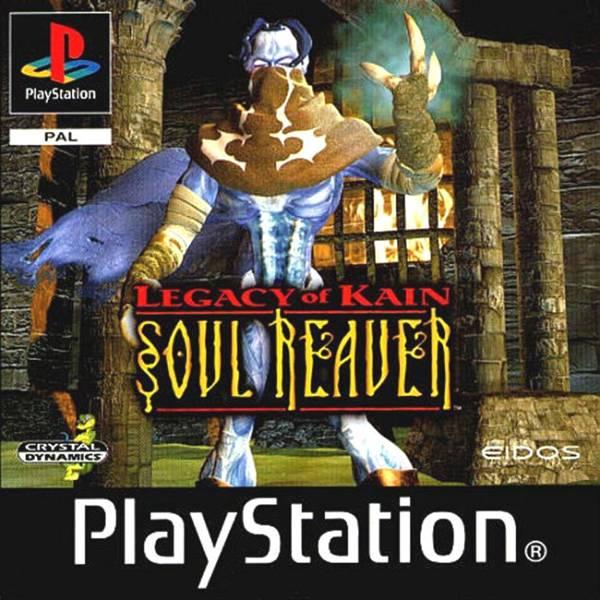 Legacy of Kain: Soul Reaver Psx