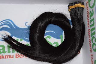 Rambut Sambungan Asli Manusia Kualitas Terbaik