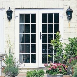 The French Doors Are French Doors Secure