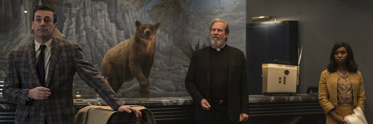 "Review of ""Bad Times at the El Royale"""