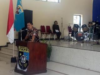 Satukan Tekad Pada Silaturahmi GM FKPPI Kediri