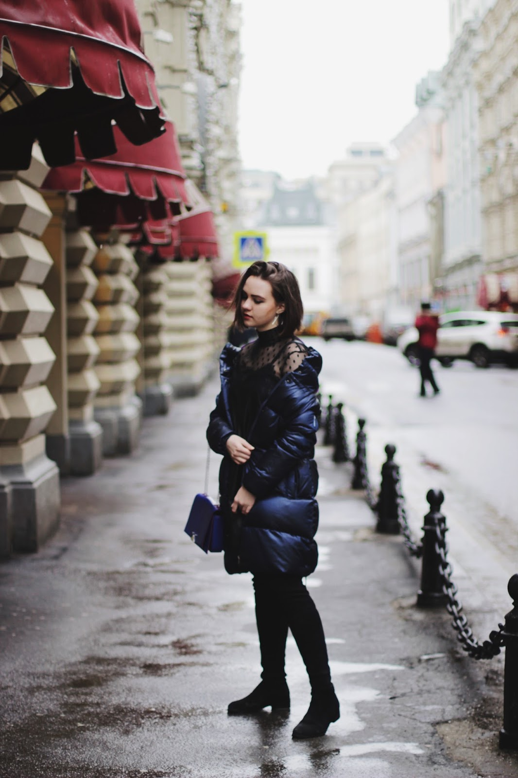 Puffy Jacket Trend | Fashion Blogger
