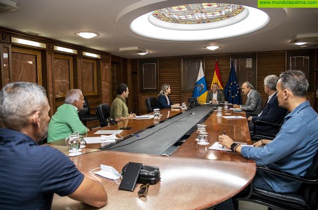 El Gobierno de Canarias garantiza su apoyo al sector hortofrutícola ante el desafío del Brexit