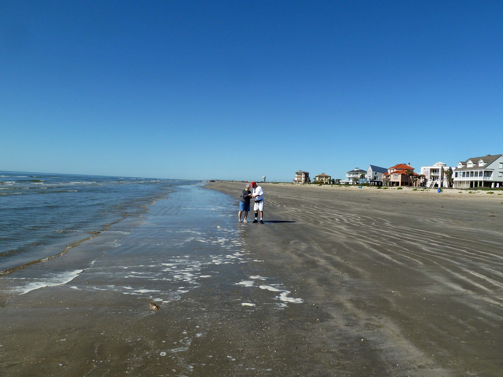 Camping Adventures: New Place! Galveston Island State Park