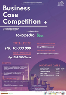 Business Case Competition 2019 di STUDENTsxCEOs