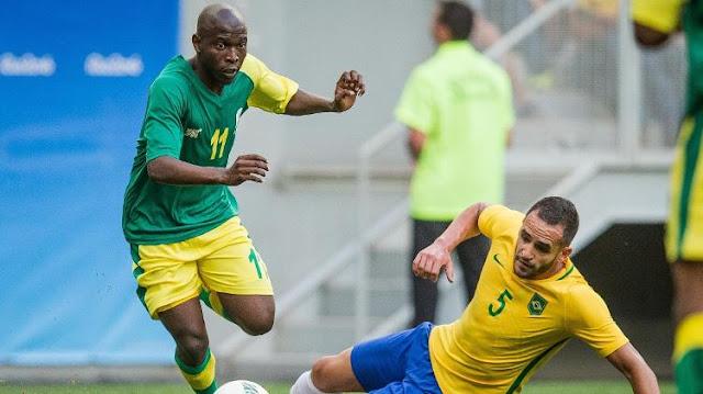 Olimpíadas: Brasil empata com África do Sul em 0 a 0 na estreia