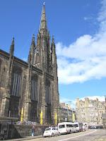 The Hub. Tolbooth Highland st. John's. Edimburgo. Edinburgh. Dùn Èideann. Édimbourg. Escocia. Scotland. Alba. Écosse