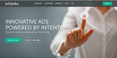 Ad Networks: Infolinks