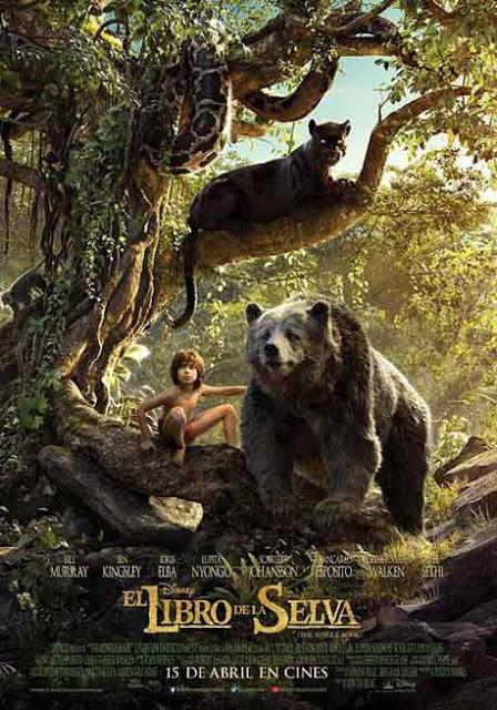 El libro de la selva, Disney 2016