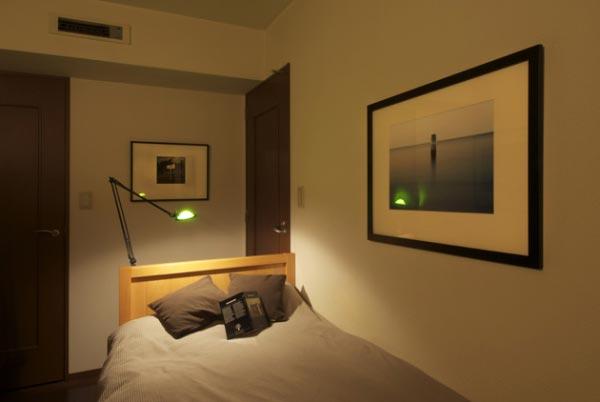 Trang trí nghệ thuật trong phòng ngủ đep
