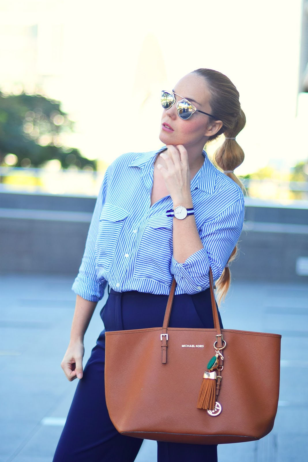 nery hdez, daniel wellington, bubbles braid, optical h, dior , dior so real,